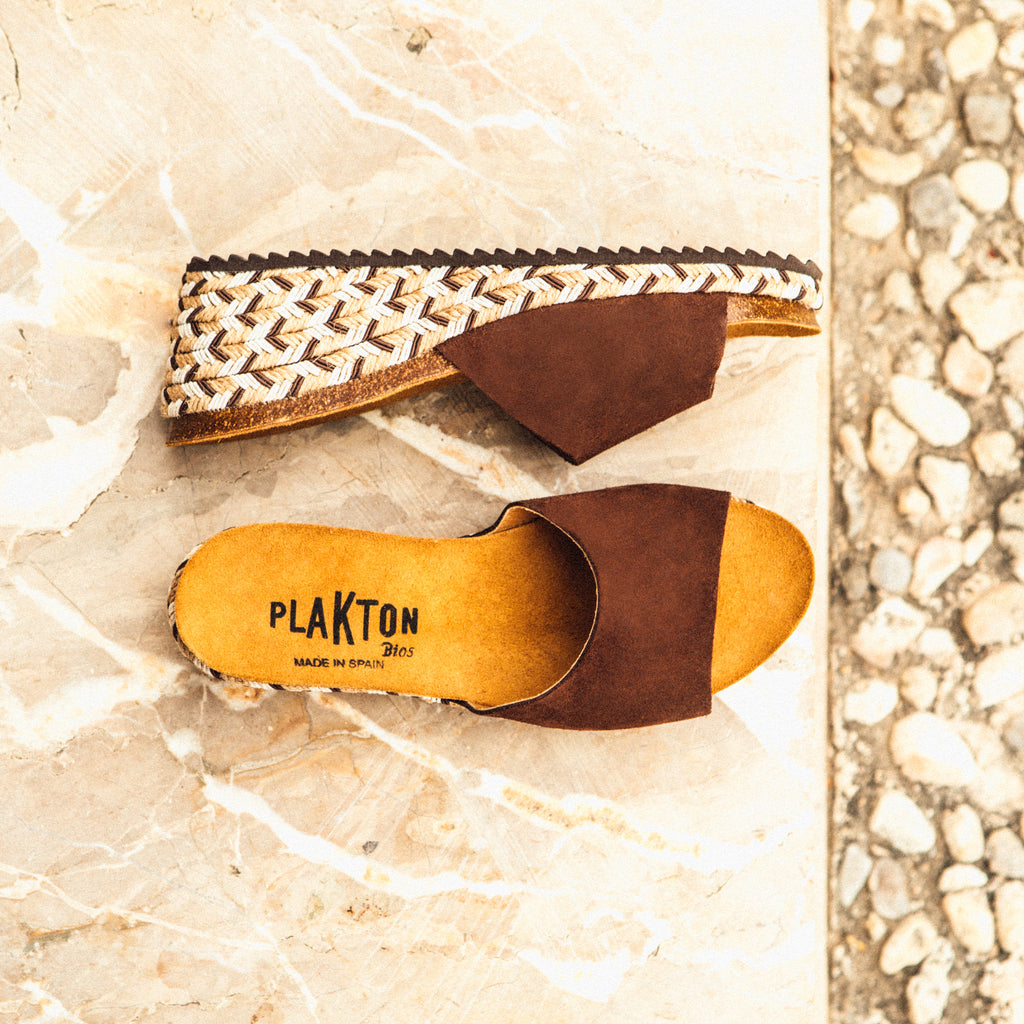 Martinique Brown Suede