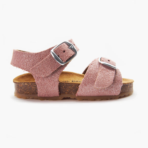 Comfort Cork Sandal for Babies: Andros Pink Boreal