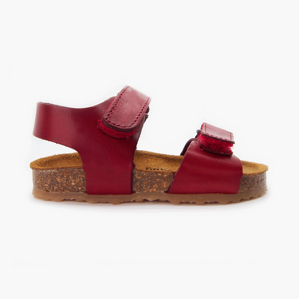 Tahiti Red Leather