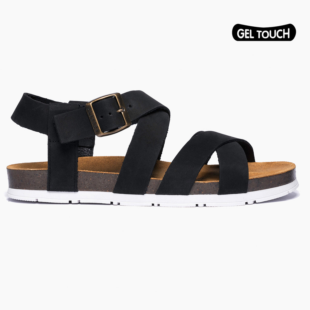 Gap Black Nobuck