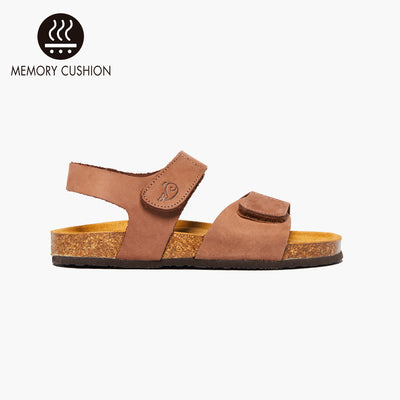 Tahiti Brown Nobuck