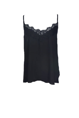 Lace Cami - Eclectic Blue