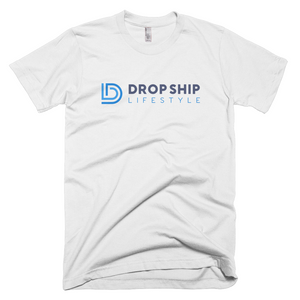 Drop Ship Lifestyle Logo Tee