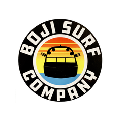 BOJI SURF COMPANY DECAL - BOJI SURF CO.™️