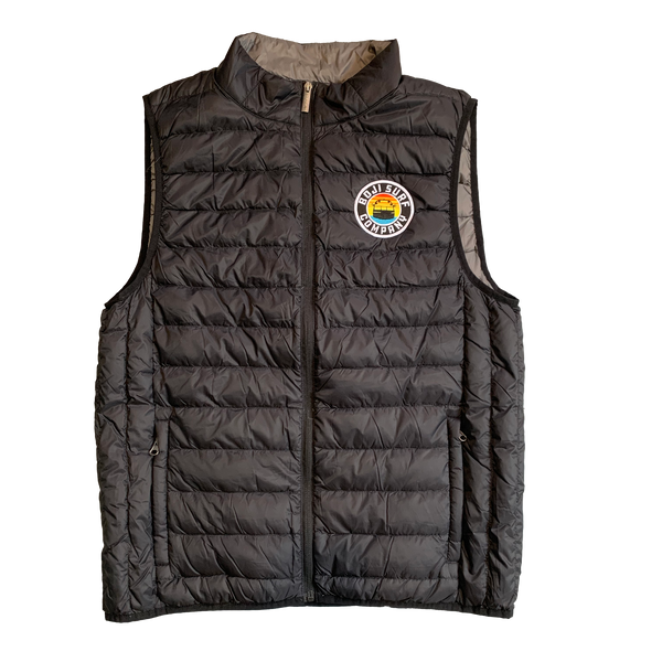 PACKABLE DOWN PUFFER VEST