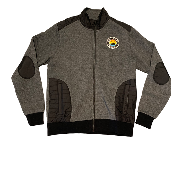 BOJI SURF PATCH TRACK STYLE JACKET