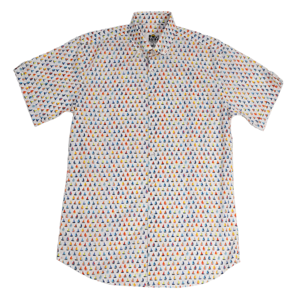 SAIL AWAY BUTTON DOWN
