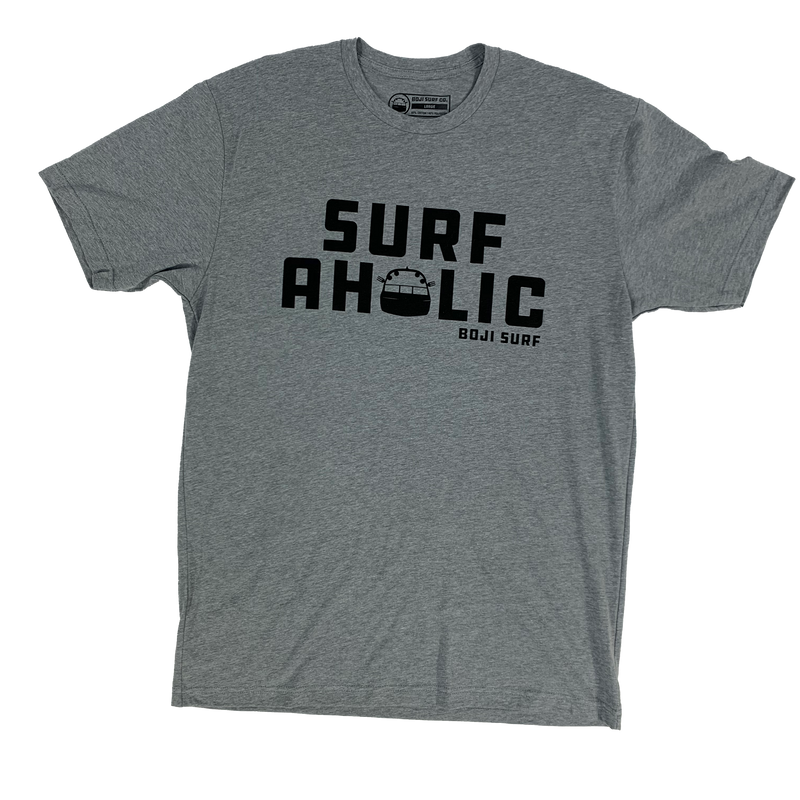SURFAHOLIC TEE - BOJI SURF CO.™️