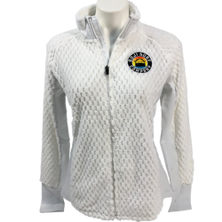 BUBBLE FLEECE PATCH JACKET - BOJI SURF CO.™️