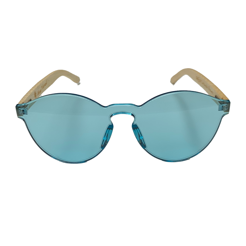 BOJI SURF-SBOJI DAY GLOW SUNGLASSES (GREEN LENS)