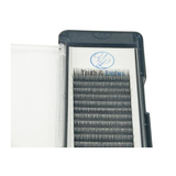 Flat Luxury Individual Eyelash Extensions Mix Tray Lashes