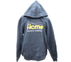 Acme Graphite Heather Heavyweight Pullover Hooded Sweatshirt