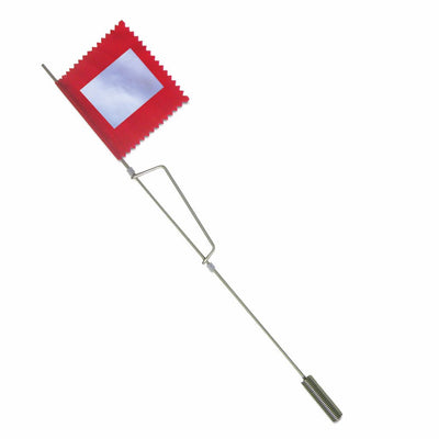 Tip-up Replacement Flags and Rod Assembly