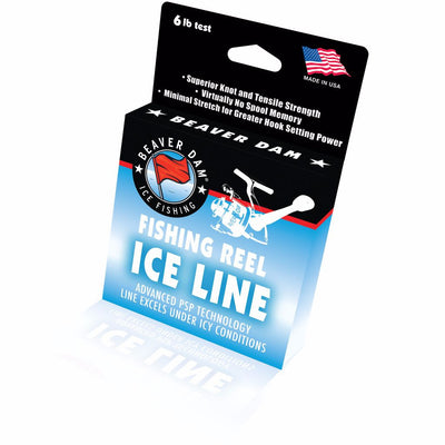 Beaver Dam Fishing Reel Ice Line