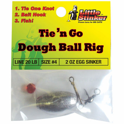 Tie 'N Go Dough Ball Rig