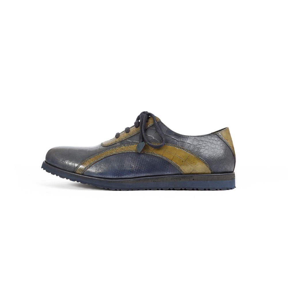 Greer Anderad Men's Leather Oxford Casual Shoes GA-24-01A