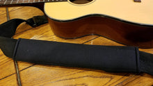 Big Josh's Gel Lined Guitar Strap Cover