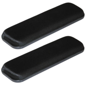 "3.5"" X 14"" GEL Arm Pads for Wheelchair Armrest or Office Chair - Pair"