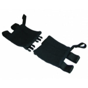 "Big Josh's Removable Soft Gel Padded Split Calf Support Panel with Position Strap for Wheelchairs 16' - 20"" Wide"