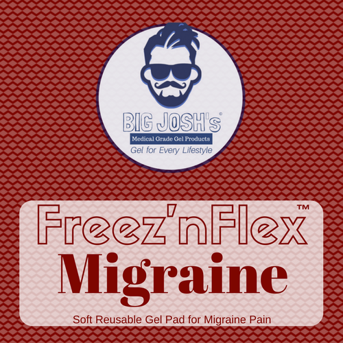 Big Josh's Freez'n Flex Migraine Gel Pads (Coming Soon!)