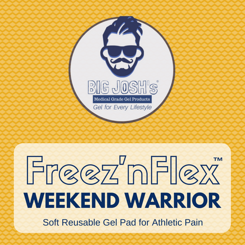 Big Josh's Freeze n' Flex Weekend Warrior Gel Pad (Coming Soon!)