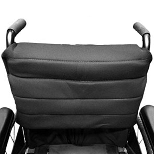 Big Josh's Removable Soft Gel Padded Slip-Over Back for Wheelchair Backs