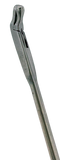 JAKO KLEINSASSER Micro Cup Forceps, (Straight, Angled Left, Angled Right, Angled Up), 8¾""