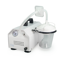 Cliq AS-1001D High Performance Suction Machine