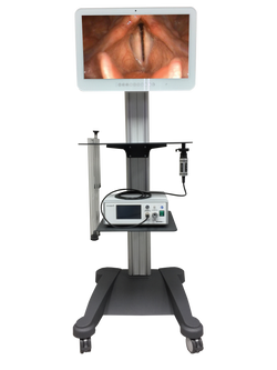 ECLERIS STROBOSCOPY CART