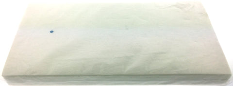 Paper Filter, rectangle, box of 1000, 200mm x 140mm