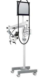 ecleris, microscope, stand for lcd monitor for floor stand,erie med supplies, erie medical supplies
