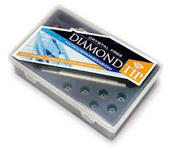 CRYSTAL FREE DIAMOND TIP 2007 KIT for Ecleris miniVAC,erie med supplies, erie medical supplies