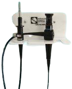 "ScopeSecure""™""SS-3 ENT endoscope rack for E.N.T., bronchoscopes, nasopharyngoscopes, and other small flexible endoscopes"