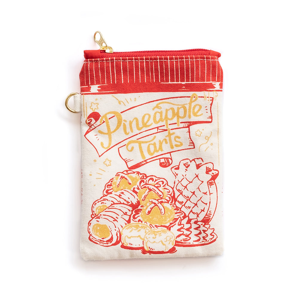 Pineapple Tart Card Pouch