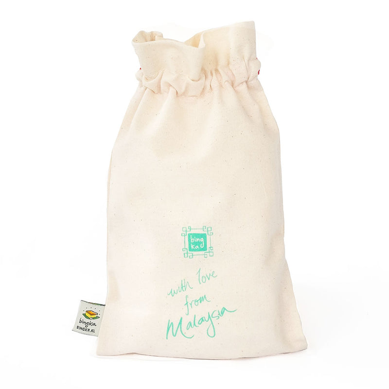 Tiffin Drawstring Gift Bag