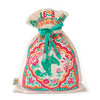 Peranakan Tile Tapir Drawstring Gift Bag (Big)