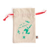 Peranakan Tile Bat Drawstring Gift Bag (Small)