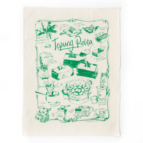 Tepung Pelita Tea Towel