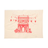 Chinese Shophouse Tea Towel