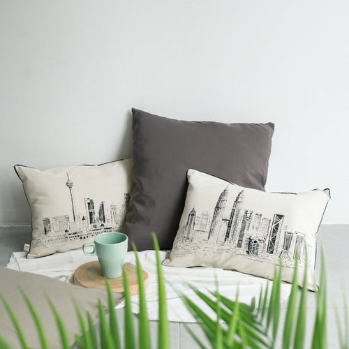 KL Skyline Pillowcase