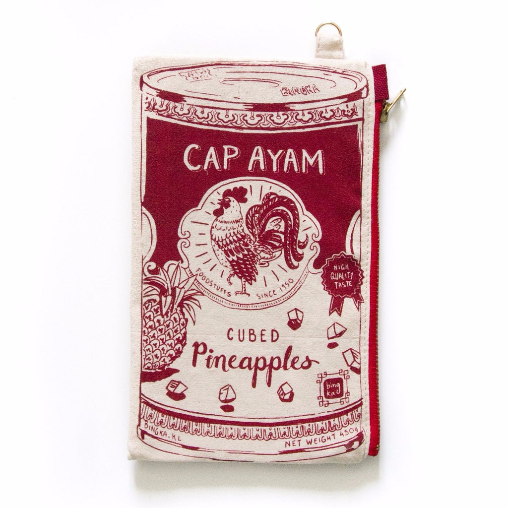 Cap Ayam Pouch