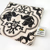 Set of 4 Black Mahagajah Coasters
