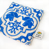 Set of 4 Royal Blue Mahagajah Coasters