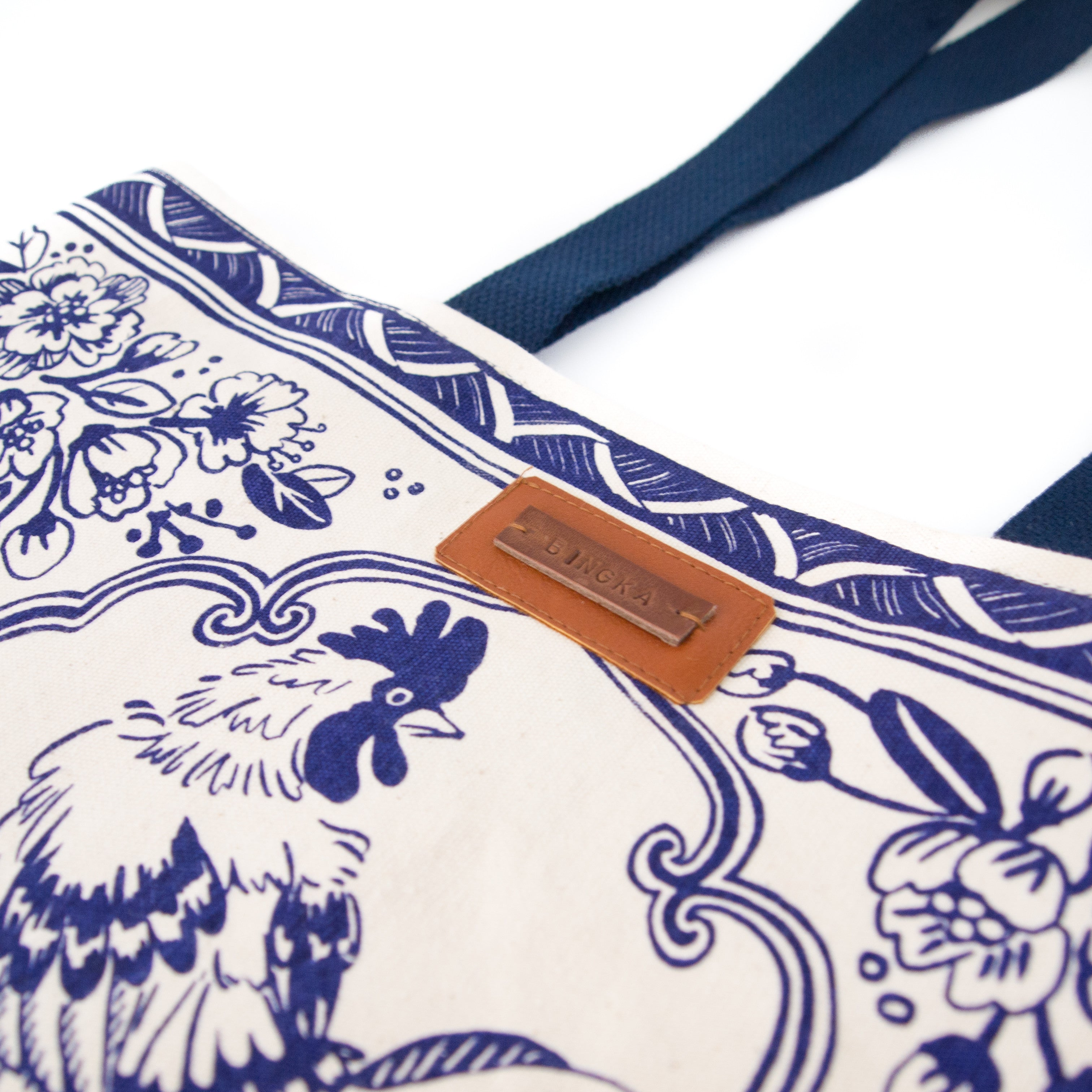 Rooster Tote