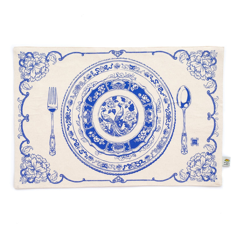Chinoise Table Setting Placemat