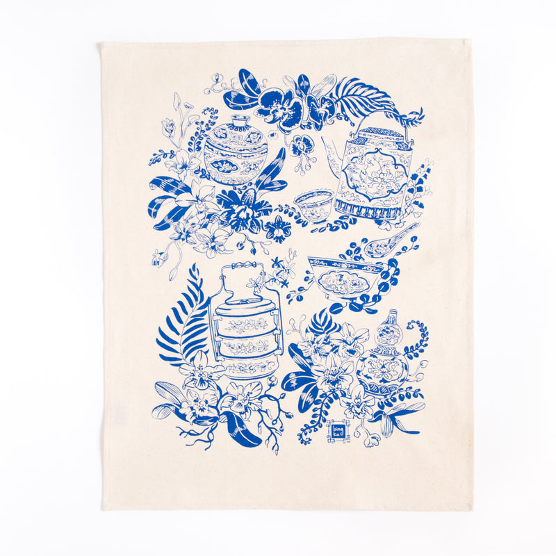 Porcelain Tea Towel