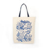 Shopping bag Porcelain
