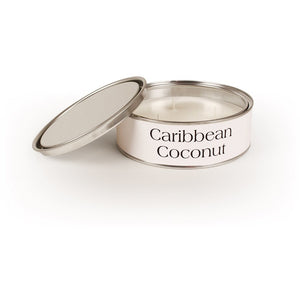 Caribbean Coconut Large Candle