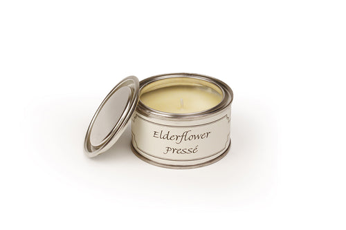 Elderflower Presse Candle