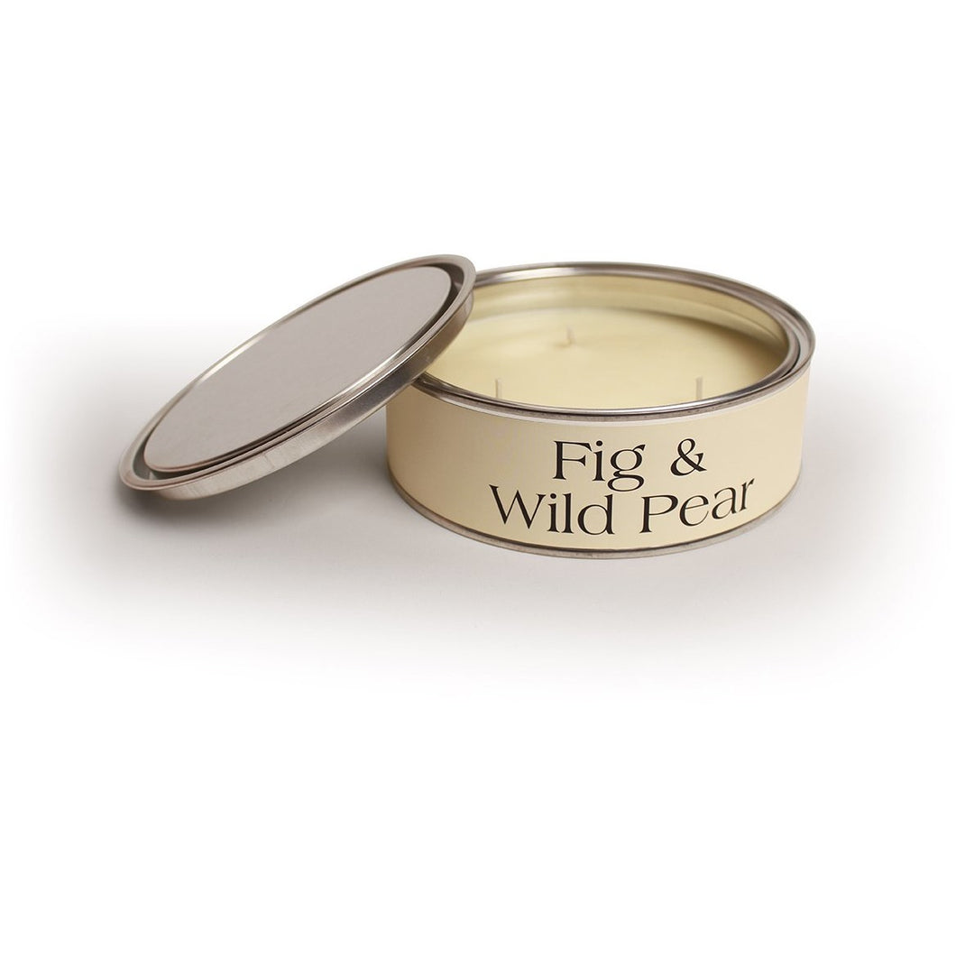 Fig & Wild Pear Large Candle